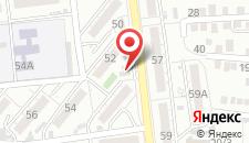 Гостиничный комплекс Сюрприз на Бэра на карте
