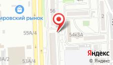 Дом Артистов Цирка Арена Астрахань на карте