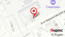 Гостиничный комплекс Сюрприз на карте
