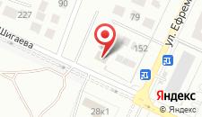 Гостиница Медведефф на карте