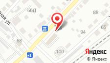Гостиница Соло на карте