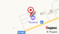 Гостиничный комплекс В Мирном на карте