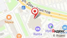 Отель Релита Казань на карте