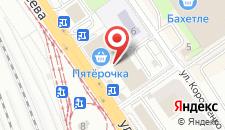 Хостел Экспресс отель & хостел на карте