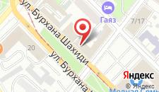 Отель Дон Кихот на карте