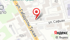 Хостел KunakHouse на карте