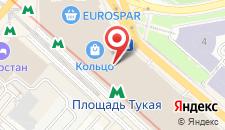Гранд Отель Казань на карте