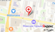 Отель Премиум на карте