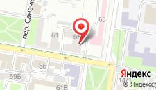 Мини-отель Вирекриаль на карте