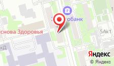 Гостиничный комплекс Регина - Кирпичникова на карте