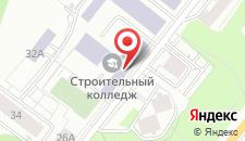 Гостиница Дербышки на карте