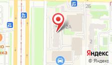 Апарт-отель Рубин на карте
