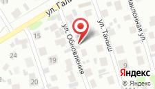 Отель Роберт Хаус на карте