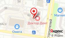 Ресторанно-гостиничный комплекс Поручикъ Голицынъ на карте