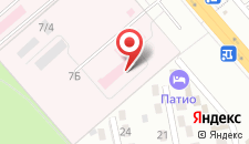 Мини-гостиница Эмона на карте
