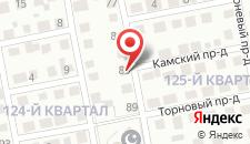 Гостиница OldRussian на карте