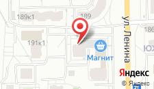 Мини-отель Вознесенский на карте