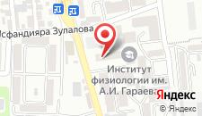 Апартаменты Самир на карте