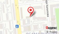 Апартаменты Нихад на карте
