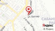 Бутик-Отель AEF на карте