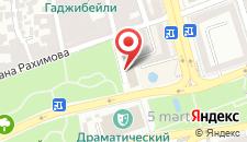 Отель Гранд на карте