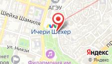 Отель Ичери Шехер на карте