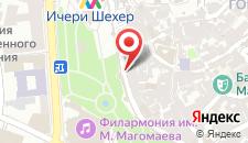 Апартаменты Старый город Сервис на карте
