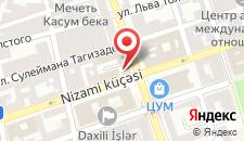 Бутик-Отель Пассаж на карте