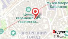 Отель Altstadt Hotel на карте