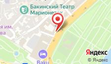 Апартаменты На проспекте Нефтяников 5 на карте