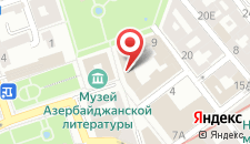 Бутик-Отель На Площади Фонтанов на карте
