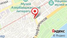 Апартаменты Зевин Формула на карте