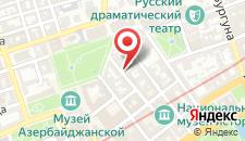 Апартаменты Аt Fountains Square на карте