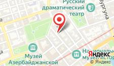 Апартаменты На Тагиева, 14 на карте
