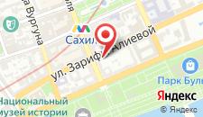 Апартаменты Сахил на карте