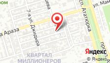 Мини-отель Теймур на карте