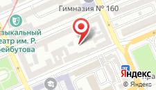 Апартаменты Luxury on Boulevard на карте