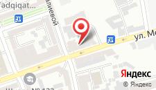 Апартаменты На улице 28 мая на карте