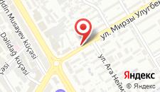 Апартаменты На улице Ага Нейматулла на карте