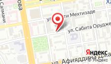 Отель Gallery на карте