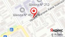 Отель Askar на карте