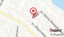 Мини-гостиница Шамс на карте