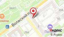 Апарт-отель Art на карте