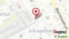 Гостиница Авиаотель на карте