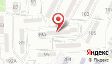 Апарт-отель Voyage Hall на карте