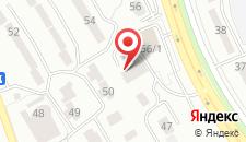 Апартаменты в 15 Микрорайоне на карте