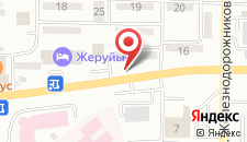 Отель Zeruik на карте