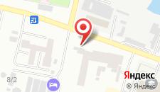 Отель Рахат на карте