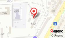 Отель Атырау Орда на карте