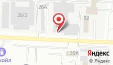 Гостевой дом Спутник на карте